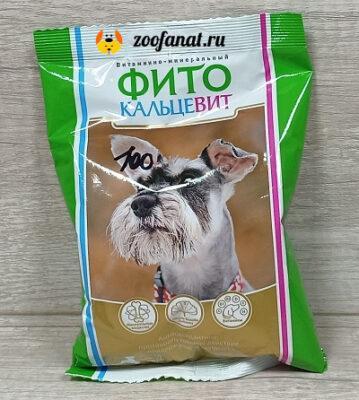 Витамины для пожилых собак