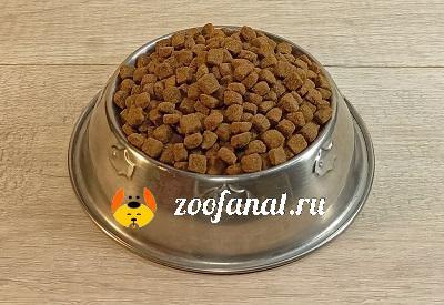Полноценный сухой корм для подросших щенков