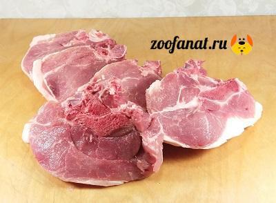 Мясо - главный ингредиент