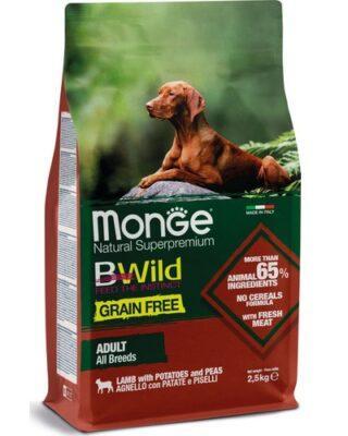 Monge Dog Bwild Grain Free