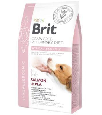 Brit Veterinary Diet Dog Grain Free Hypoallergenic