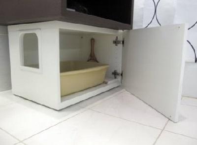 Закрытый туалет IKEA