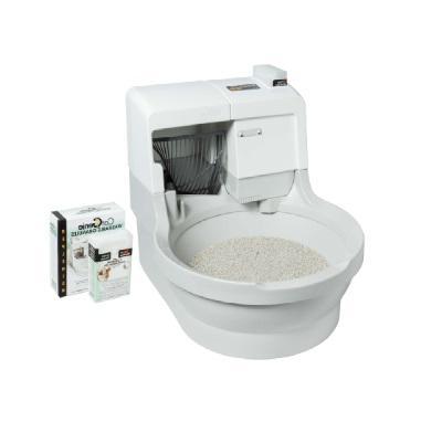 Полностью автоматический туалет Catgenie